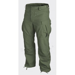 Helikon-Tex® Spodnie SFU ™ (Special Forces Uniform) - Ripstop - Olive Green