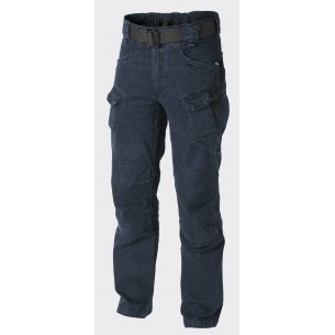 Helikon-Tex® UTP® (Urban Tactical Pants) Hose - Jeans - Denim Blue