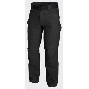 Spodnie UTP® (Urban Tactical Pants) - PolyCotton Canvas - Czarne