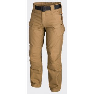 Helikon-Tex® Spodnie UTP® (Urban Tactical Pants) - PolyCotton Canvas - Coyote / Tan