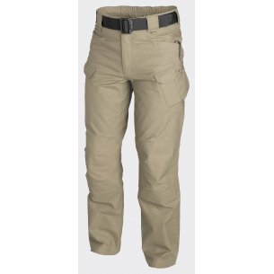 Helikon-Tex® UTP® (Urban Tactical Pants) Trousers / Pants - PolyCotton Canvas - Beige / Khaki