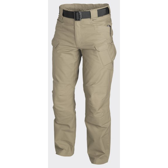 Helikon-Tex® Spodnie UTP® (Urban Tactical Pants) - PolyCotton Canvas - Beż / Khaki