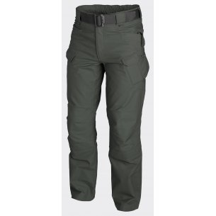 Spodnie UTP® (Urban Tactical Pants) - PolyCotton Canvas - Jungle Green