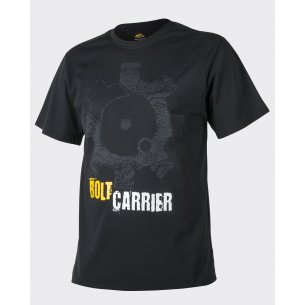 Helikon-Tex® T-Shirt (Bolt Carrier) - Cotton - Black