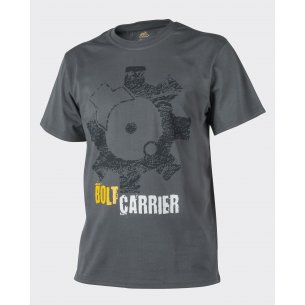 Helikon-Tex® T-Shirt (Bolt Carrier) - Bawełna - Shadow Grey