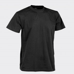 Helikon-Tex® T-shirt CLASSIC ARMY - Cotton - Czarny