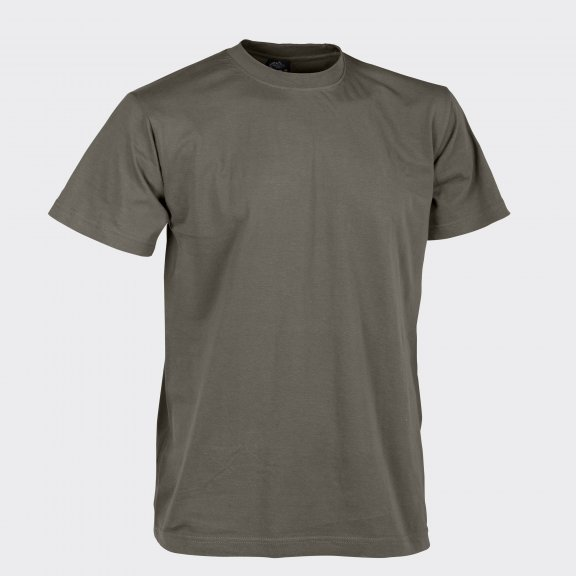 T-shirt CLASSIC ARMY - Cotton - Olive Green