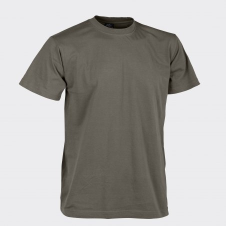 CLASSIC ARMY T-shirt - Cotton - Olive Green