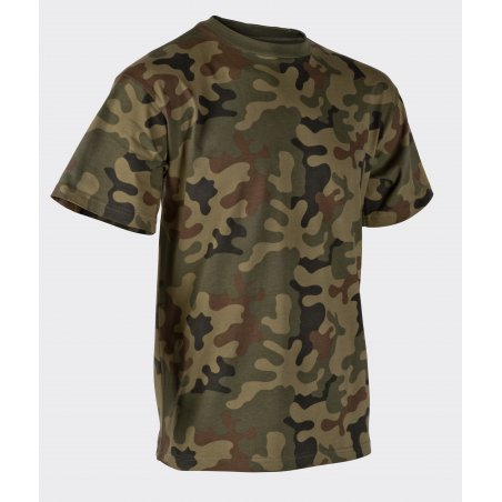 T-shirt CLASSIC ARMY - Cotton - PL Woodland