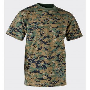 T-shirt CLASSIC ARMY - Cotton - Marpat USMC Digital Woodland