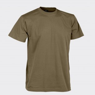 T-shirt CLASSIC ARMY - Cotton - Coyote / Tan