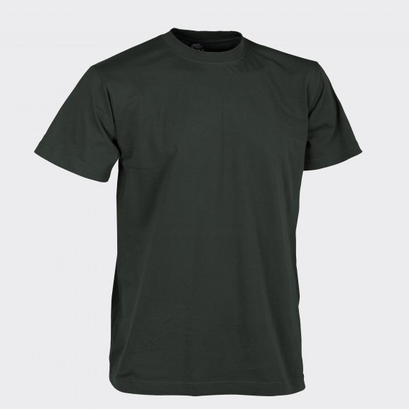 T-shirt CLASSIC ARMY - Cotton - Jungle Green