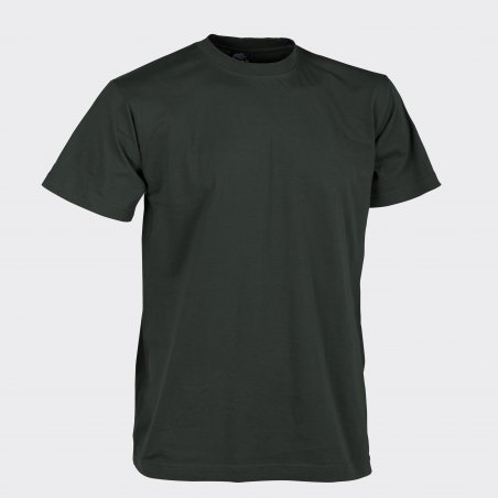 T-shirt CLASSIC ARMY - Cotton - Jungle Grün