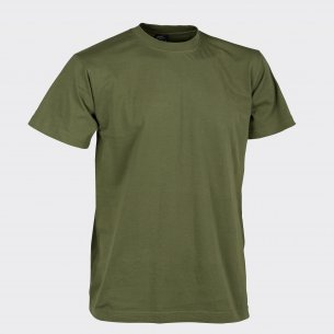 CLASSIC ARMY T-shirt - Cotton - U.S. Green