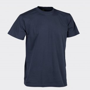 T-shirt CLASSIC ARMY - Cotton - Navy Blue