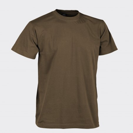 CLASSIC ARMY T-shirt - Baumwolle - Mud Brown