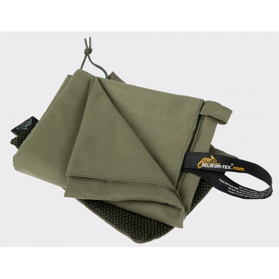 FIELD TOWEL - Large - Olive Green