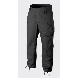 SFU Next® (Special Forces Uniform Next) Trousers / Pants - Ripstop - Black