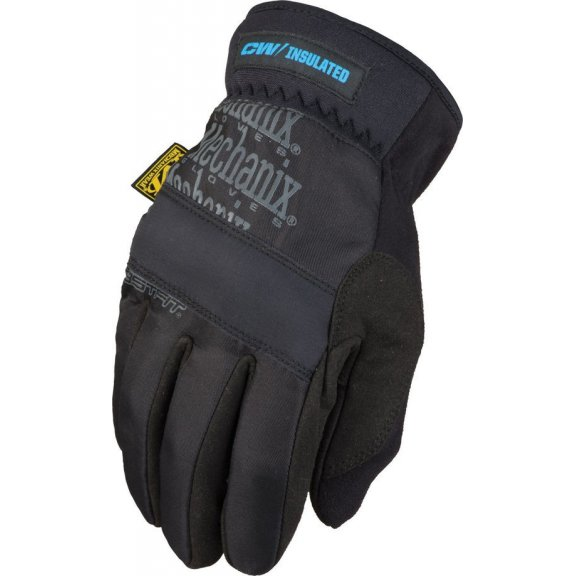 Mechanix Wear® FastFit® Insulated Tactical gloves - Black