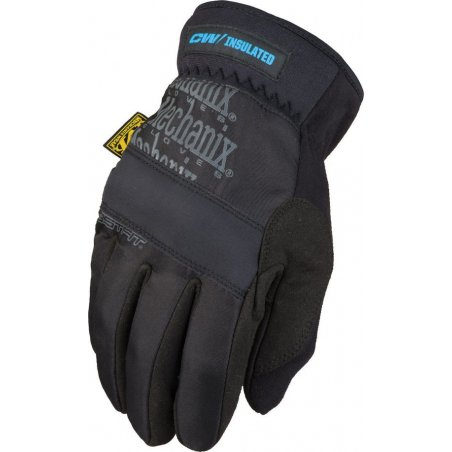 FastFit® Insulated Tactical gloves - Black