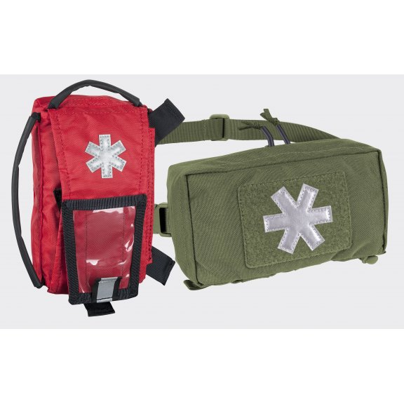 MODULAR INDIVIDUAL MED KIT® Pouch - Cordura® - Olive Green