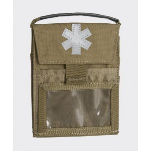 Helikon-Tex® POCKET MED INSERT® - Cordura® - Coyote / Tan