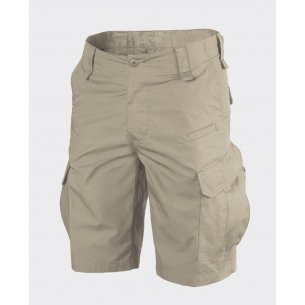 Helikon-Tex® CPU ™ (Combat Patrol Uniform) Shorts - Cotton Ripstop - Beige / Khaki