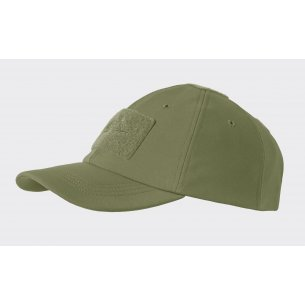 Helikon-Tex® Baseball WINTER Cap - Shark Skin - Olive Green