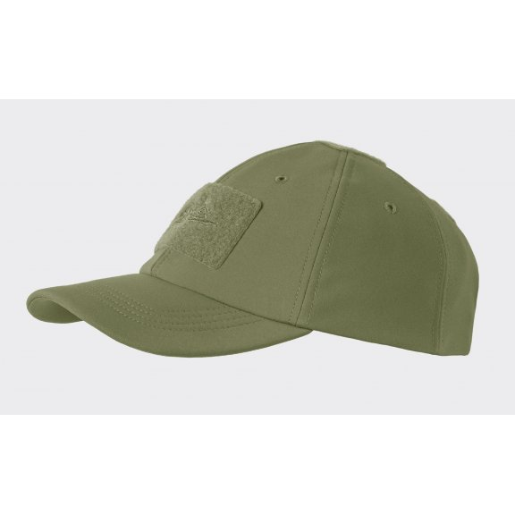 Helikon-Tex® Czapka WINTER Baseball - Shark Skin - Olive Green