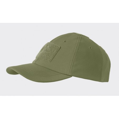 Czapka WINTER Baseball - Shark Skin - Olive Green