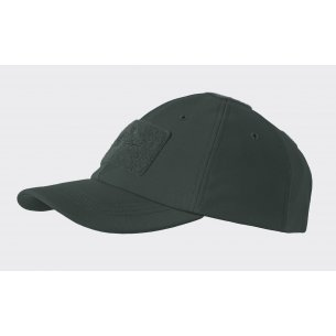Helikon-Tex® Baseball WINTER Cap - Shark Skin - Jungle Green