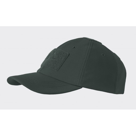 Baseball WINTER Cap - Shark Skin - Jungle Green