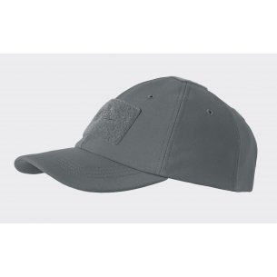 Helikon-Tex® Baseball WINTER Cap - Shark Skin - Shadow Grey