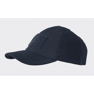 Czapka WINTER Baseball - Shark Skin - Navy Blue