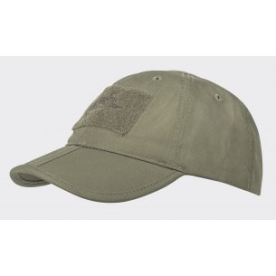 Helikon-Tex® Czapka Baseball Foldable Cap® - Adaptive Green