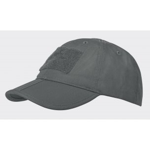 Helikon-Tex® Czapka Baseball Foldable Cap® - Shadow Grey