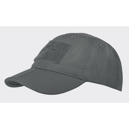 Helikon-Tex® Baseball Foldable Cap® - Shadow Grey