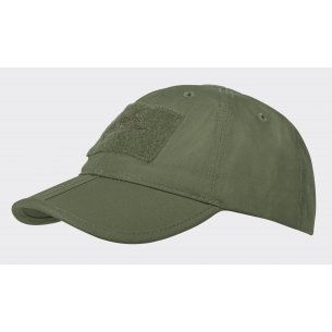 Baseball Foldable Cap® - Olive Green