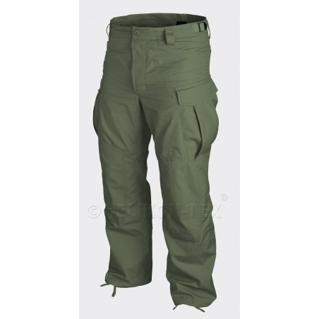 Helikon-Tex® Spodnie SFU ™ (Special Forces Uniform) - NyCo Ripstop - Olive Green