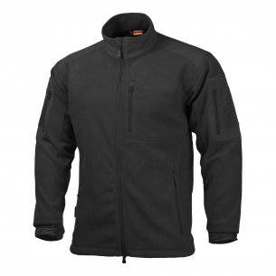 PERSEUS Fleece jacket - Black