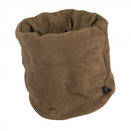 Winter Neck Scarf 1/2 Fleece  - Coyote / Tan
