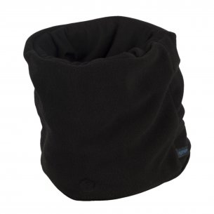 Pentagon Winter Neck Scarf 1/2 Fleece  - Black