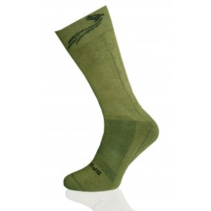 Trekkingowe skarpety COTTON Survival - Khaki