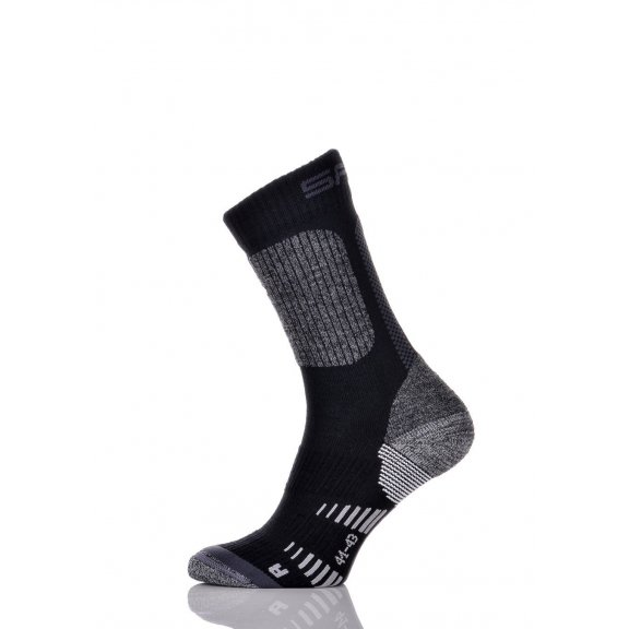 Trekking socks IMPRESSIVE - Black/Grey