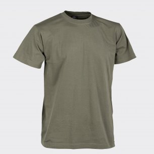 T-shirt CLASSIC ARMY - Cotton - Adaptive Green