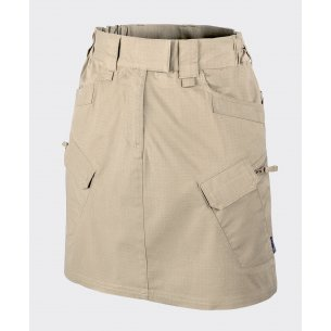 WOMEN'S Urban Tactical Skirt - Ripstop - Beige