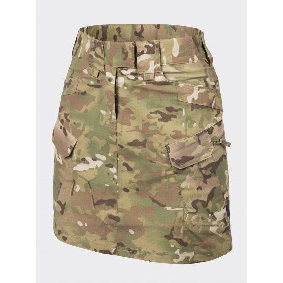 WOMEN'S Urban Tactical Skirt - Ripstop - Camogrom®