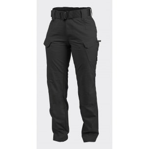 Helikon-Tex® WOMEN'S UTP® (Urban Tactical Pants) Trousers / Pants - Ripstop - Black
