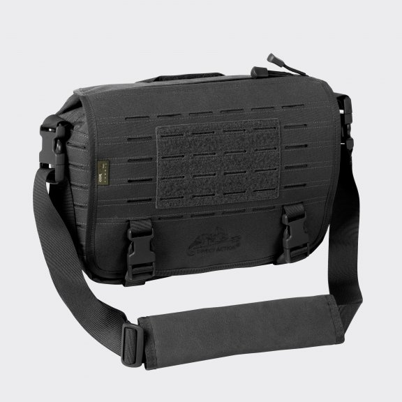 Direct Action® Torba SMALL MESSENGER BAG® - Cordura® - Czarna