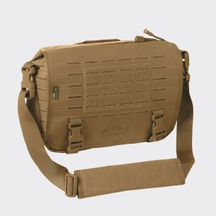 Direct Action® Torba SMALL MESSENGER BAG® - Cordura® - Coyote / Tan